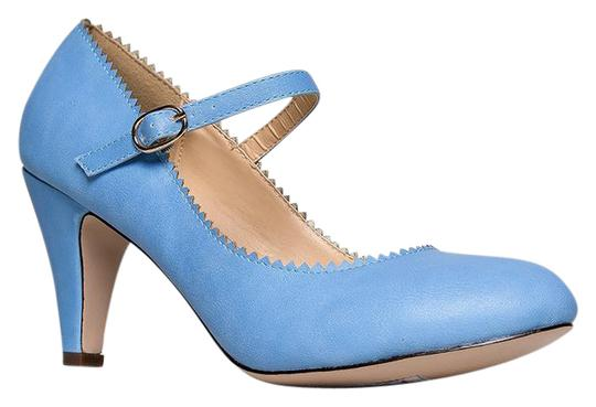 Preload https://item5.tradesy.com/images/j-adams-blue-honey-low-heel-mary-jane-sandals-size-us-7-regular-m-b-21568479-0-1.jpg?width=440&height=440