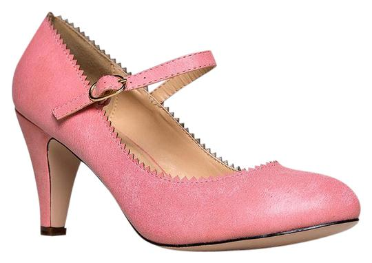 Preload https://item3.tradesy.com/images/j-adams-pink-honey-low-heel-mary-jane-sandals-size-us-75-regular-m-b-21568627-0-1.jpg?width=440&height=440