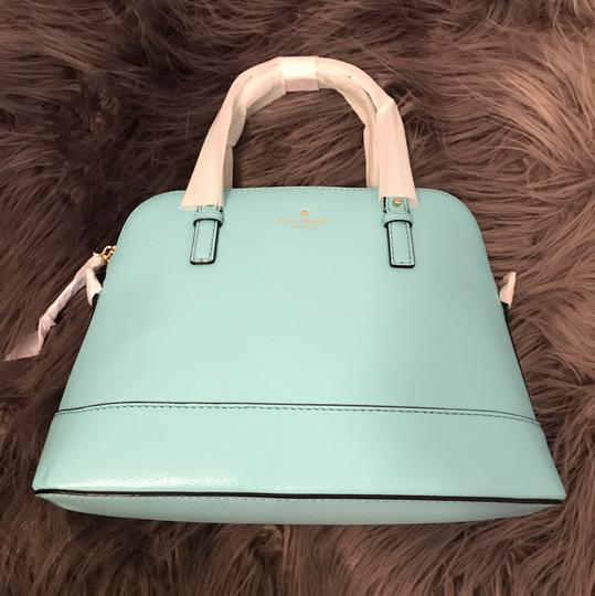 Kate Spade Satchel in Atoll Blue