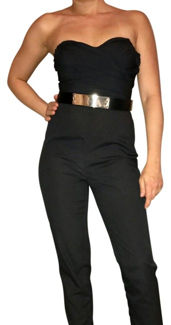 Preload https://item5.tradesy.com/images/arden-b-black-foggy-long-romperjumpsuit-size-2-xs-21568709-0-2.jpg?width=400&height=650