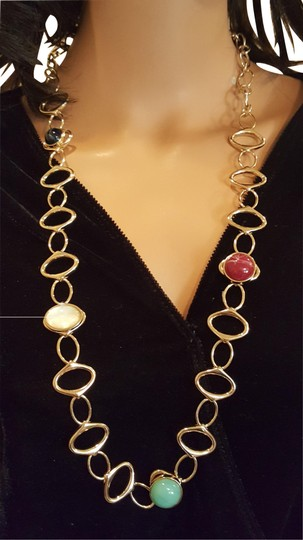 Preload https://item2.tradesy.com/images/lydell-nyc-gold-plated-multi-color-ravishing-designer-by-necklace-21569031-0-5.jpg?width=440&height=440