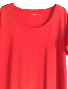 Red Maxi Dress by Eileen Fisher