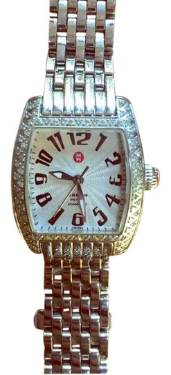 Preload https://item1.tradesy.com/images/michele-silver-and-diamonds-urban-petite-with-watch-21569325-0-1.jpg?width=440&height=440