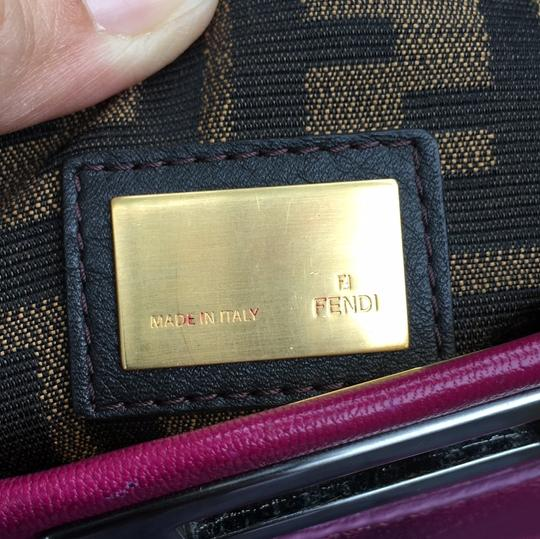 Fendi Satchel in Pink