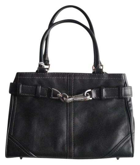 Preload https://img-static.tradesy.com/item/21569840/coach-professional-black-leather-satchel-0-1-540-540.jpg