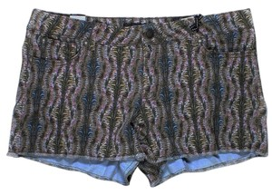 Jessica Simpson Short Summer Mini/Short Shorts multi combo