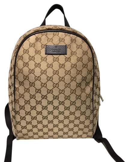 Preload https://item1.tradesy.com/images/gucci-backpack-canvas-clutch-21569930-0-1.jpg?width=440&height=440