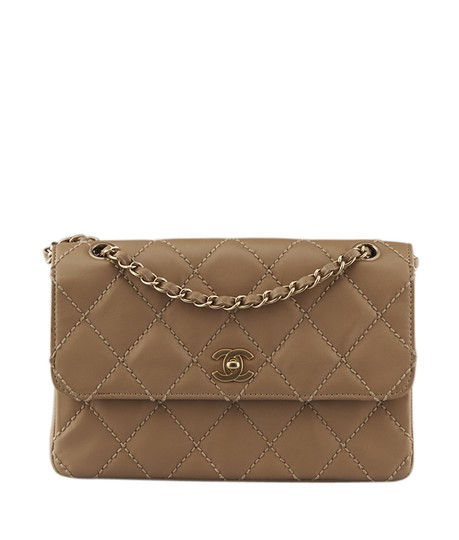 Preload https://item3.tradesy.com/images/chanel-classic-flap-wild-stitch-127664-brown-tan-leather-shoulder-bag-21569972-0-0.jpg?width=440&height=440