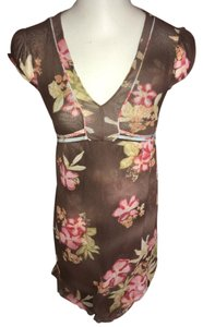 Sweet Pea by Stacy Frati short dress brown on Tradesy