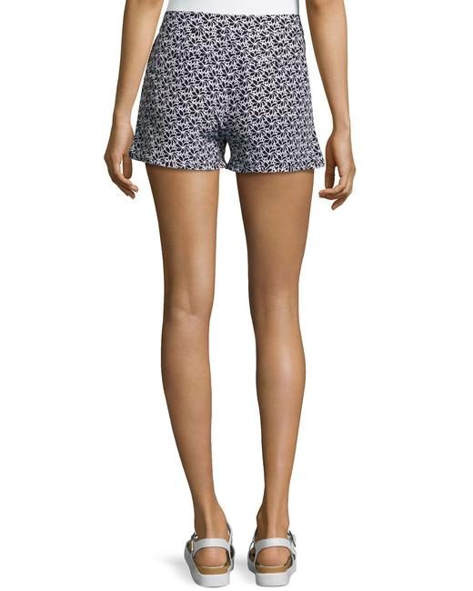 Diane von Furstenberg Dvf Silk Silk Tiffany Dress Shorts Black