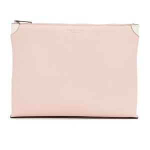 Rag & Bone Rose Dust / Umber Clutch