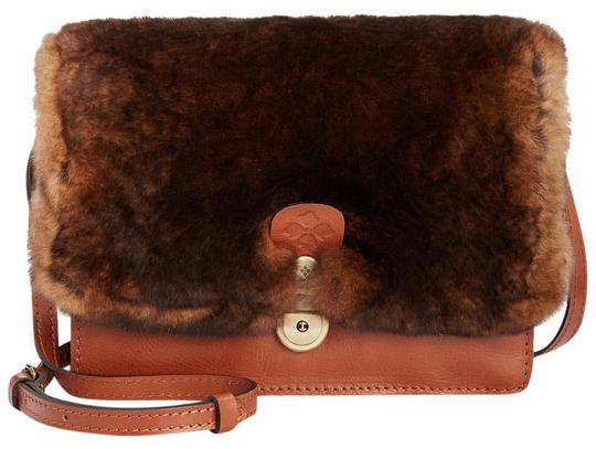 Preload https://item5.tradesy.com/images/patricia-nash-designs-lanza-tan-with-dark-brown-and-tan-fur-italian-leather-rabbit-accent-antique-br-21570429-0-1.jpg?width=440&height=440