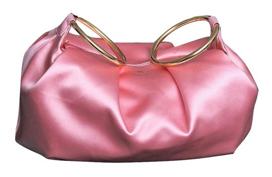 Kate Spade Purse Handbag Crab Satin Wristlet