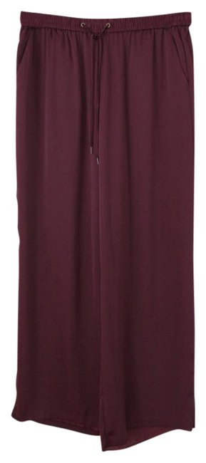 Preload https://item3.tradesy.com/images/h-and-m-red-conscious-collection-wide-leg-pants-size-14-l-34-21570617-0-1.jpg?width=400&height=650