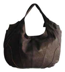 Hobo Vintage Leather Handcrafted Hide Leather Hobo Bag