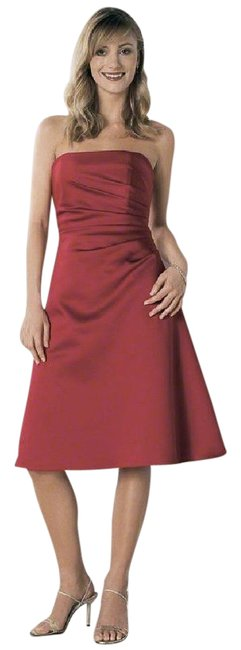 Preload https://item2.tradesy.com/images/alfred-angelo-claret-red-6129-short-formal-dress-size-16-xl-plus-0x-21570706-0-1.jpg?width=400&height=650
