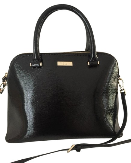 Preload https://item2.tradesy.com/images/kate-spade-rachelle-bixby-place-black-grained-patent-leather-cross-body-bag-21570756-0-1.jpg?width=440&height=440