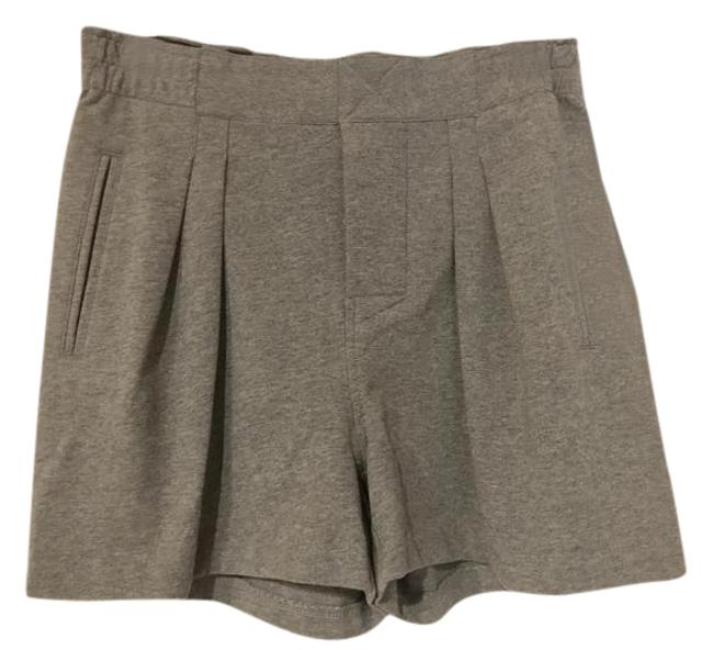 Preload https://item4.tradesy.com/images/norma-kamali-dark-grey-sweats-soft-terry-knit-boxer-athletic-shorts-size-2-xs-26-21570868-0-1.jpg?width=400&height=650