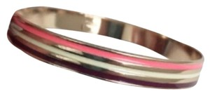 Gap GAP Enamel Tri Stripe Bangle