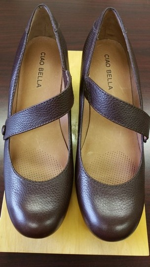 Ciao Bella brown Wedges