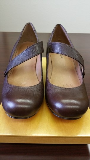 Ciao Bella brown Wedges Image 2