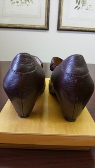 Ciao Bella brown Wedges Image 3