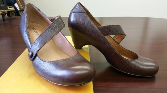 Ciao Bella brown Wedges Image 4