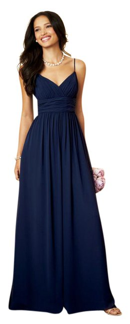 Preload https://item3.tradesy.com/images/alfred-angelo-navy-7301-long-formal-dress-size-10-m-21571057-0-1.jpg?width=400&height=650