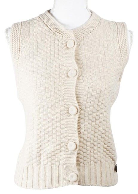 Preload https://item4.tradesy.com/images/see-by-chloe-cream-button-front-vest-with-tie-sweaterpullover-size-6-s-21571123-0-3.jpg?width=400&height=650