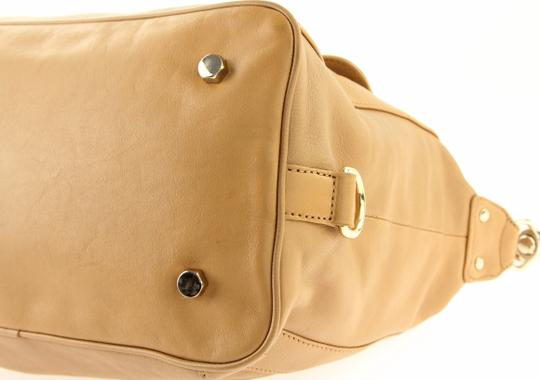 Rebecca Minkoff Leather Classic Satchel in Brown Image 6