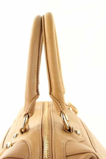 Rebecca Minkoff Leather Classic Satchel in Brown Image 9