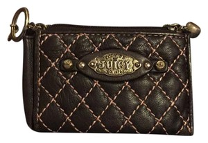 Juicy Couture quilted juicy wallet