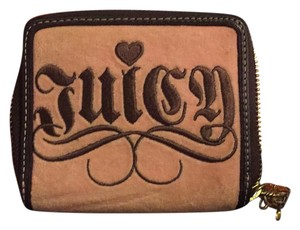 Juicy Couture terry cloth wallet