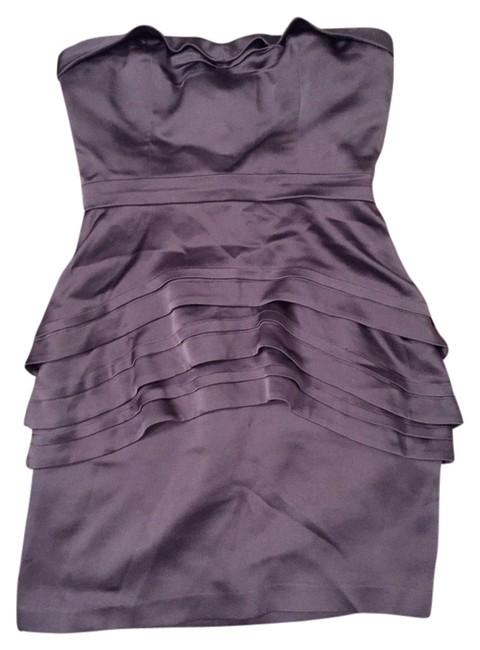 Preload https://item3.tradesy.com/images/bcbgmaxazria-grey-strapless-bcbg-above-knee-short-casual-dress-size-4-s-2157137-0-0.jpg?width=400&height=650