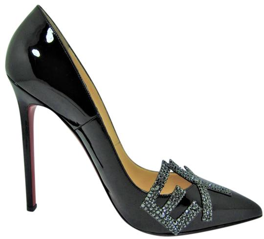 Preload https://img-static.tradesy.com/item/21571750/christian-louboutin-black-sex-pigalle-patent-strass-high-heel-red-sole-lady-fashion-toe-pumps-size-u-0-1-540-540.jpg