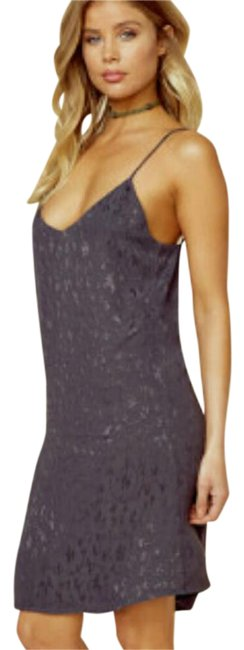 Preload https://item1.tradesy.com/images/pewter-slip-short-night-out-dress-size-6-s-21571790-0-1.jpg?width=400&height=650