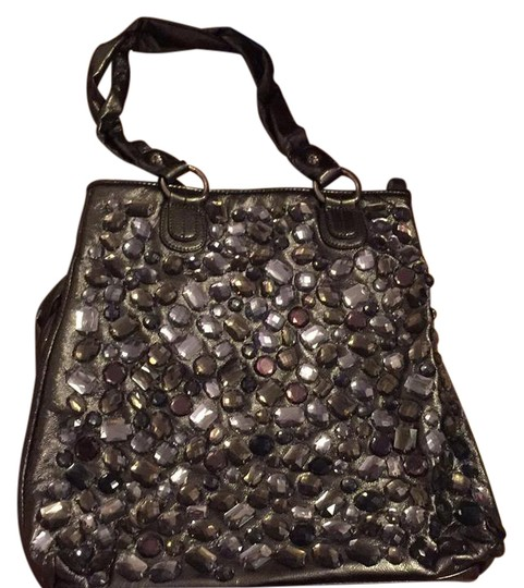 Preload https://img-static.tradesy.com/item/21571870/kathy-van-zeeland-steel-grey-hobo-bag-0-1-540-540.jpg
