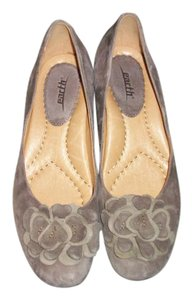 Earth Suede Dark Taupe Wedges