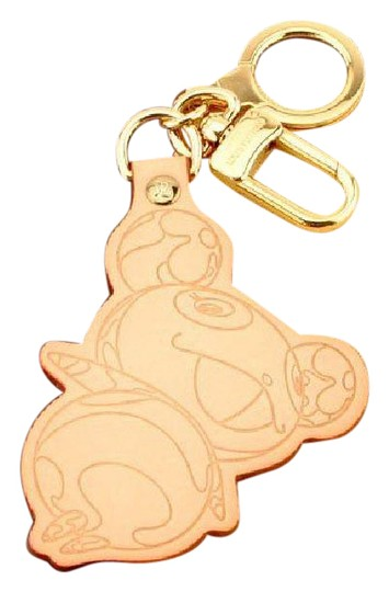 Preload https://item5.tradesy.com/images/louis-vuitton-beige-porte-leather-cles-panda-key-chain-holder-bag-charm-le-21571949-0-1.jpg?width=440&height=440
