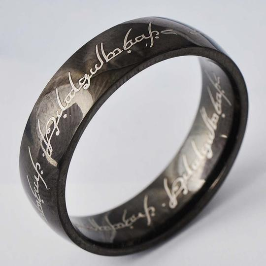 Black Bogo Free Your Choice Any Two Listings Free Shipping Men's Wedding Band