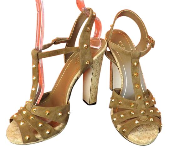 Preload https://item1.tradesy.com/images/gucci-acero-jacquelyne-brown-suede-gold-studs-studded-cork-75-sandals-size-eu-375-approx-us-75-regul-21572045-0-3.jpg?width=440&height=440