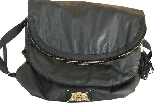 Preload https://item2.tradesy.com/images/juicy-couture-and-gold-dark-green-leather-hobo-bag-21572066-0-2.jpg?width=440&height=440