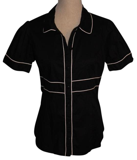 Preload https://item2.tradesy.com/images/fang-black-button-down-top-size-12-l-21572131-0-1.jpg?width=400&height=650