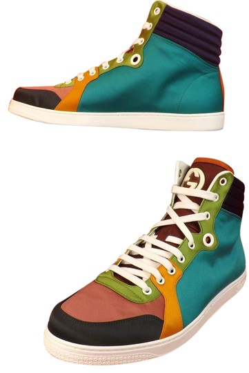 Preload https://img-static.tradesy.com/item/21572205/gucci-multi-color-mens-satin-interlockin-limited-sneakers-105-115-343094-shoes-0-4-540-540.jpg