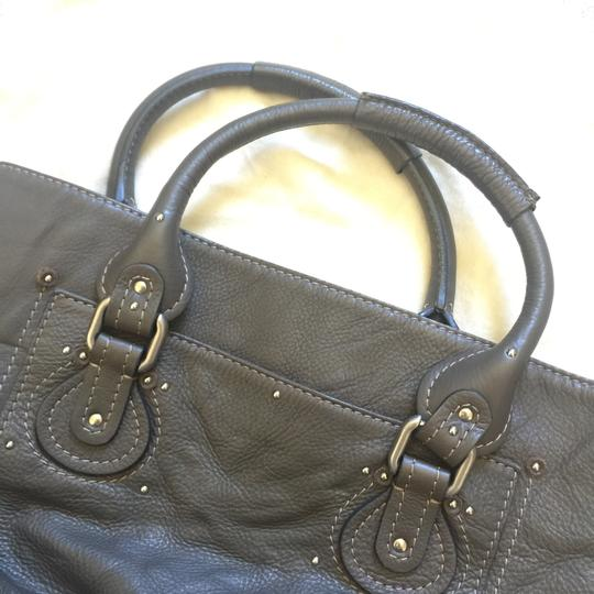 Chloé Tote in grey