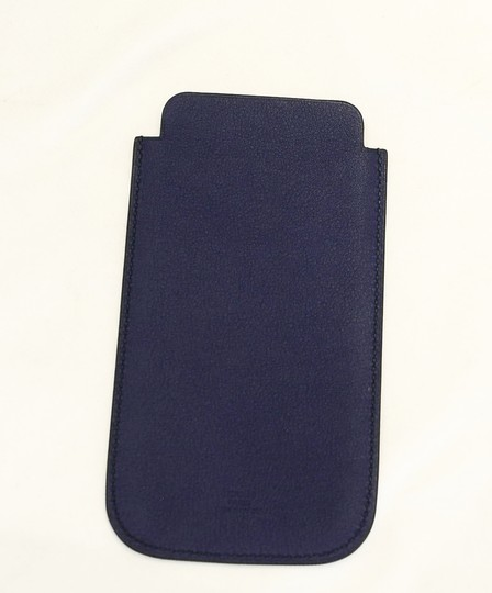 Hermès Leather pouch IPone 7 smart phone case