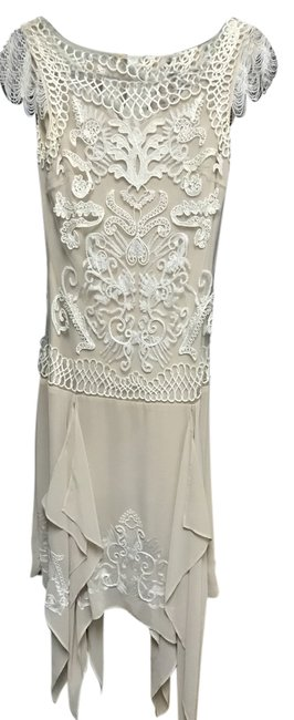 Preload https://item1.tradesy.com/images/sue-wong-champagne-antique-beaded-mesh-mid-length-cocktail-dress-size-2-xs-21572485-0-1.jpg?width=400&height=650