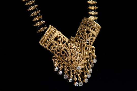 Handmade Long India Inspiration Necklace