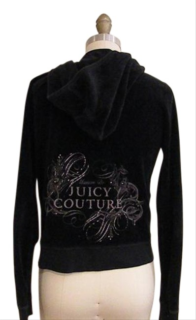 Preload https://item5.tradesy.com/images/juicy-couture-black-velour-size-8-m-21572544-0-1.jpg?width=400&height=650