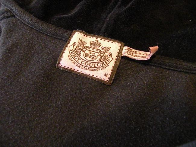 Juicy Couture Black Jacket